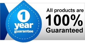 All products are 100% Guaranteed